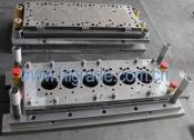 6缸头汽车缸垫冲压模具